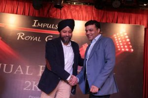 Dr.Sharad Gupta co founder IDENTITY+ invited Chief Guest at ROYAL CHESS ACADEMY ANNUAL FUNCTION